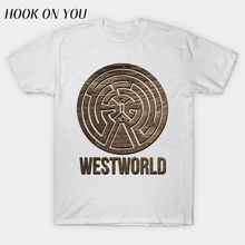 West world Action Horror Science Fiction TV Play Jersey Tee Shirt Men's Fashion O-neck Casual T-shirt For Man