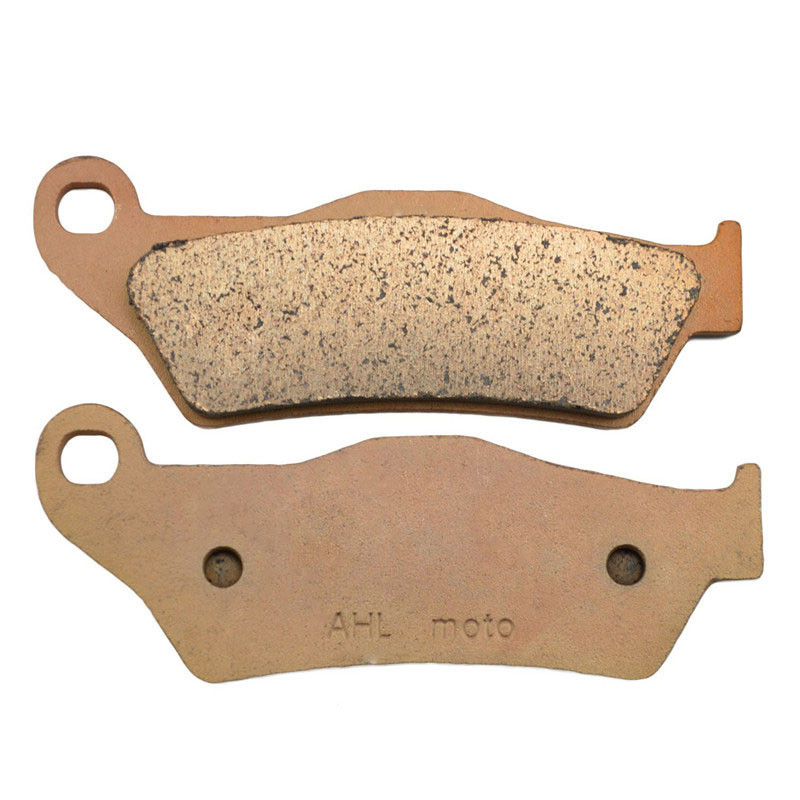 Motorcycle Parts Copper Based Sintered Brake Pads For YAMAHA XT660Z Tenere 2008-2010 Front Motor Brake Disk #FA181 motorcycle parts copper based sintered motor front