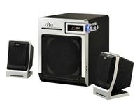 M12 multimedia active speaker 2.1 channel computer satellite speaker +5 inch subwoofer M12SUB One way guided full range speaker