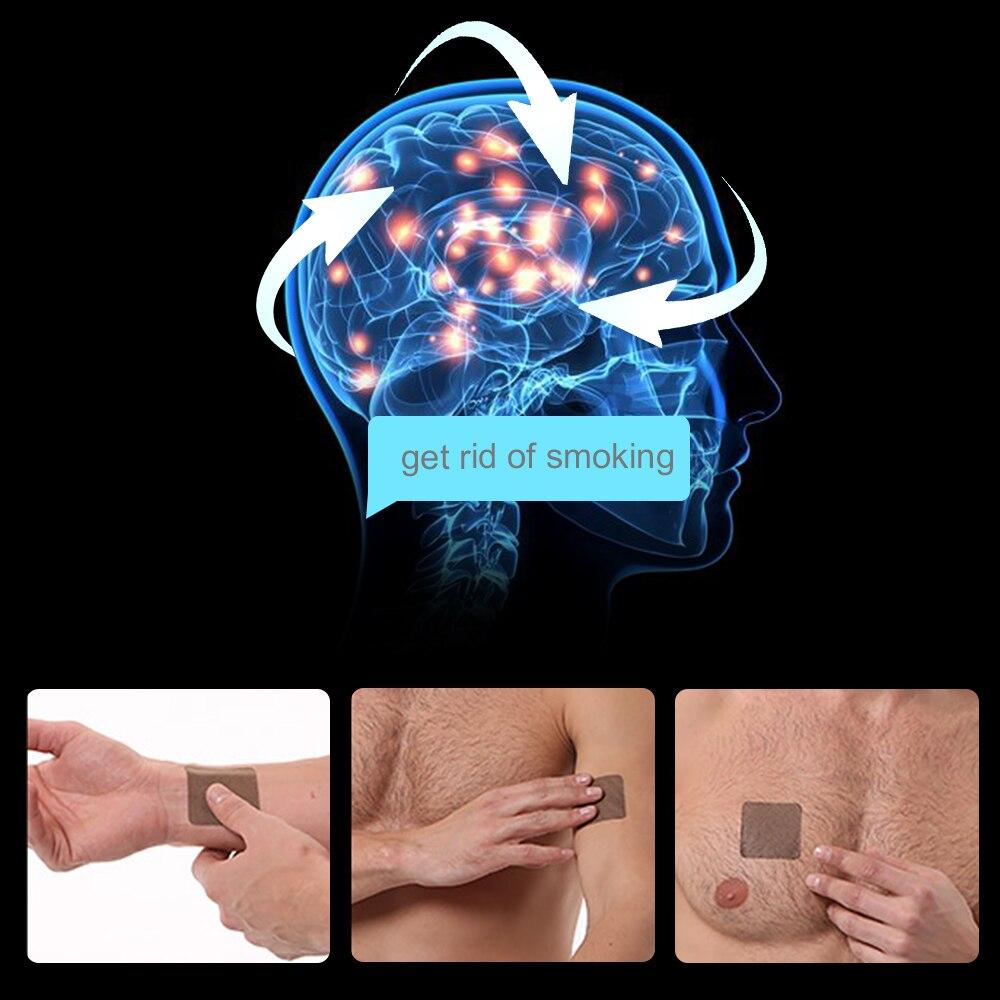 Sumifun Quit Smoking Patch for Smoking Cessation Patch 100% Natural Ingredient Stop Smoking Patchs 4