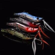 New  Minnow Fishing Lure Shrimp Lure Squid  Fishing Squid Jigs Lures Bass Bait  peche crankbait pesca  jerkbait