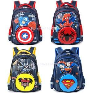 Izagic Boys School Bags Kids Backpack Bag For Children 3e2a9f12dd354