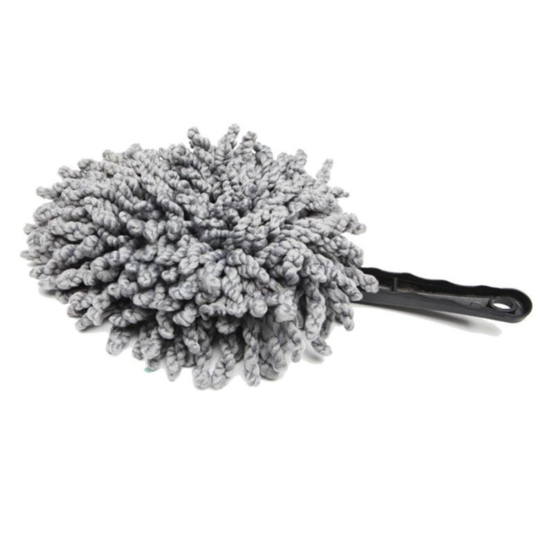 2Pcs Multi-functional Duster Brush for Car Home Kitchen Computer Cleaning Soft Lightweight Dirt Brush