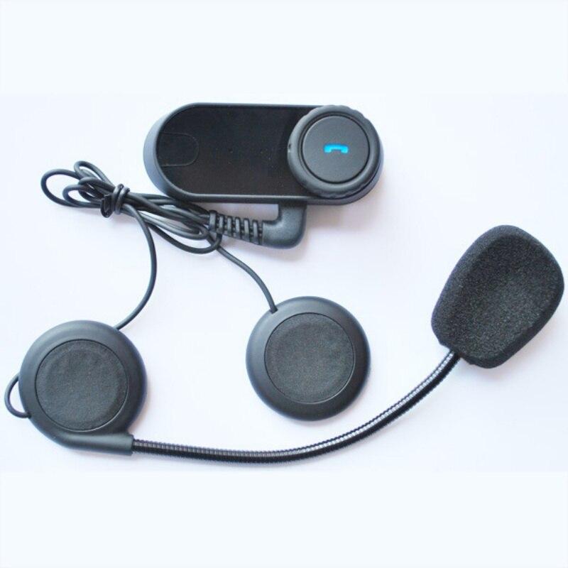 800 Meters DistanceHelmet Headset Headset Updated Bluetooth Intercom Helmet Motorcycle Interphone Headset With Lcd Screen