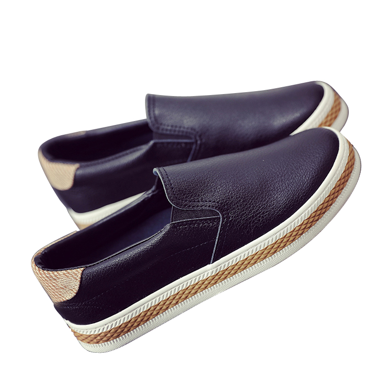 Women Ladies Slip On Flat Sandals New Casual Shoes Solid Black White Fashion Loafer Female frosted