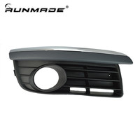 For VW 2005 2010 Jetta Bora Mk5 Front Bumper Grill Chrome Styling Lower Car Grille Right