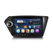 9″ Android 4.2.2 1024X600 Car Stereo Audio Autoradio Head Unit Headunit for Kia K2 Rio Mirrorlink DVR WIFI Bluetooth Handsfree