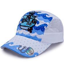 Connectyle Kids Lightweight Quick Dry Sports Sun Hat UPF50+ Mesh Baseball Cap Boys