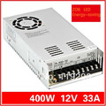 400W S400W-12V-33A LED Switching Power Supply,33A ,85-265AC input,power suply 12V Output CE ROSH FREESHIPPING