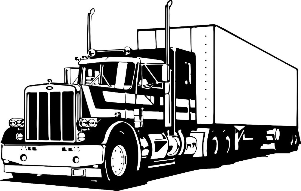 Popular Big Rig Stickers Buy Cheap Stickers Lots