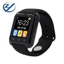 2016 hot u80 bluetooth reloj inteligente android mtk smartwatchs para samsung s4/note 2/nota $ number htc xiaomi teléfono android para adultos