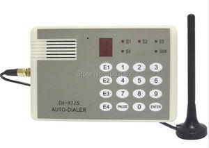 Image 2 - SIM Card GSM Dialer Fisso Wireless Terminal 850/900/1800/1900 Mhz Per La Chiamata tradurre o di Allarme sistema NO NC ingresso