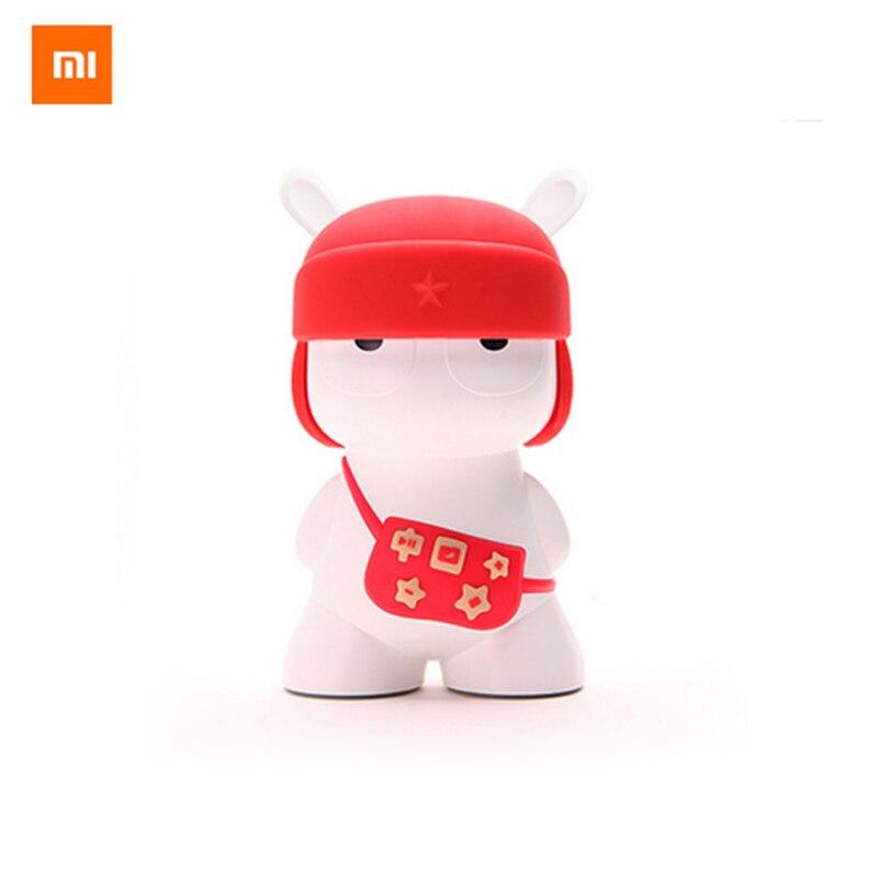 Prix pour 2016 new original mitu xiaomi bluetooth led haut-parleur mini taille portable construit en led soutien 32 gb carte sd