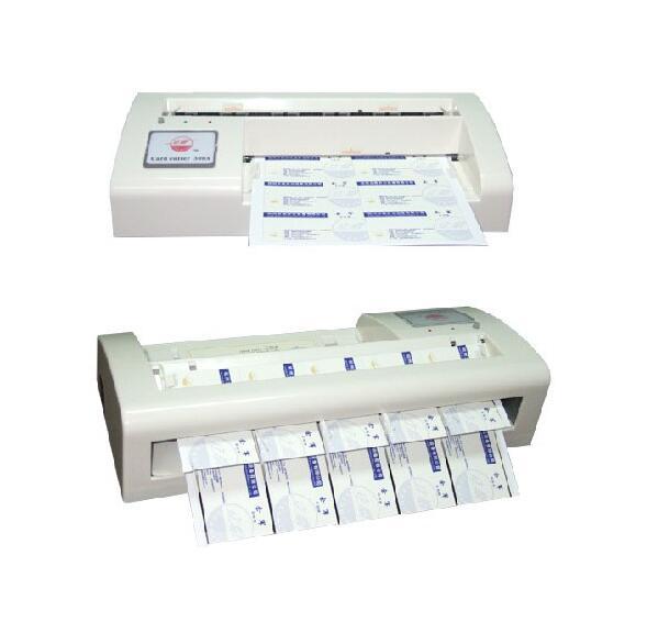 цена на Automatic Name Card Slitter Business Card Cutting Machine Name Card Cutter