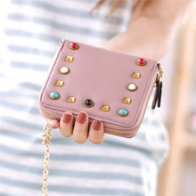 цены Fashion Small Mini Bag Women Shoulder Bags Women Studs Handbags Ladies Evening Bag for Party Clutches Handbags Women Wallets