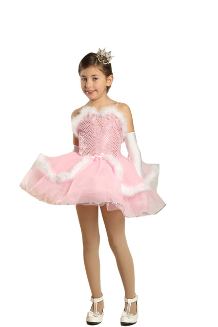 8540f5d2a181 special offer new kids dresses for girls christmas dance dress costume  performance wear 208pw