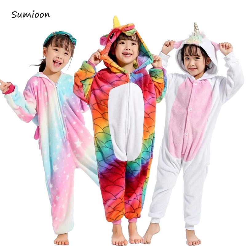 749091776 Detail Feedback Questions about Flannel children s pajamas kigurumi ...