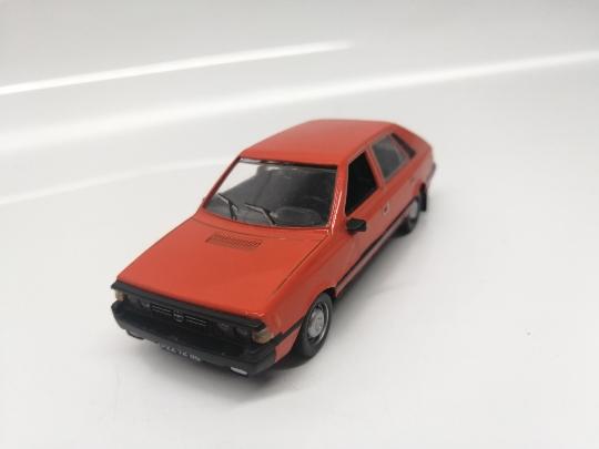 143 DAFFI FSO POLONEZ Alloy Model Car Diecast Metal Toys Birthday Gift For Kids