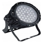 LED PAR64 light, outdoor use;DMX512 compatible