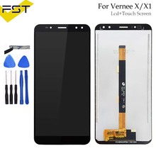 6.0 inch Tested Well For Vernee X LCD Display+Touch Screen D