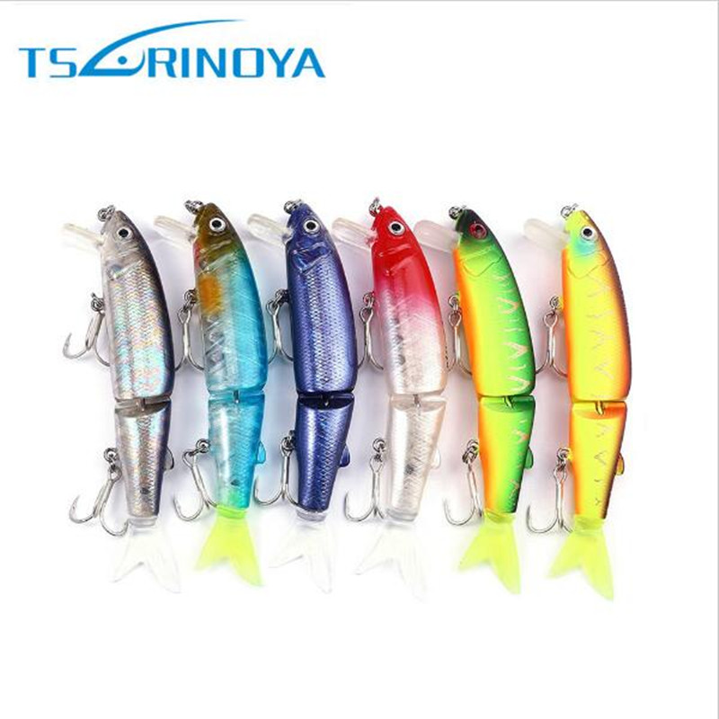 Trulinoya DW42 1pc Fishing Lures 113mm 13g Artificial Hard Lure Minnow Baits with Hook Attractive 3D Eyes trulinoya carp fishing lure minnow lures bait artificial 88mm 7 2g 3d eyes treble hook hard bait two segments fishing tackle
