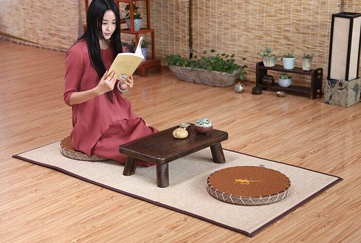 buy fm06 japanese tatami large bamboo prayer mat 240 90cm oriental design floor. Black Bedroom Furniture Sets. Home Design Ideas
