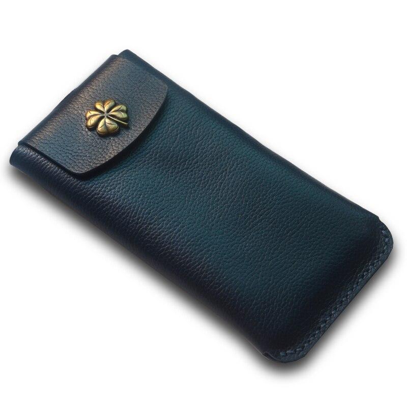 Fait à la main pour Huawei Mate 20 Pro téléphone sac Mate 10 housse pour Huawei P20 carte suspendue taille étui en cuir pour Honor V20/Mate 9