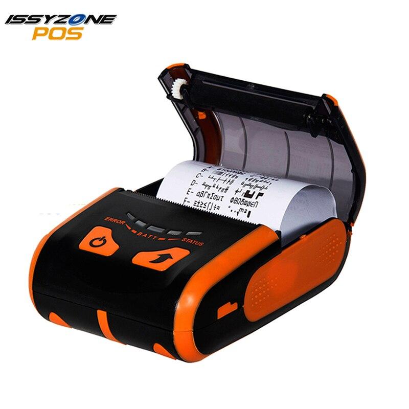 IssyzonePOS IPM002 58mm Apoio PDF Web Tailandês Árabe Bluetooth Impressora Térmica Impressora de Impressão Da Impressora WI-FI para Android IOS