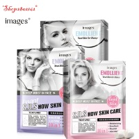 HOTImages Silk Moisturizing Mask Skin Care Acne Treatment Deep Moisturizing Whitening Wrinkle Anti Aging Shrink pores skin care