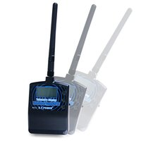 G T Power Telemetry Display Wireless Alarm Remote Control Telemetry System