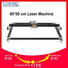 6550 МВт/2500 МВт/5500 MWLaser DIY лазерный гравер машина 500 ЧПУ лазерный станок деревянный маршрутизатор для резки и гравировки