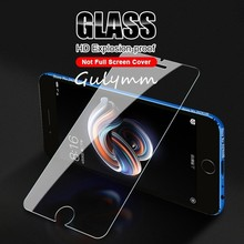 Protective Glass on the For iPhone 6 6s 7 8 plus XR X XS For iPhone Xs Max 5 5S SE 4s Screen Protector Tempered Glass Film Cover 2 5d 9h tempered glass screen protector for iphone 6 6s 7 8 plus se 4s 5s xr xs max 11 pro max film glass screen protector