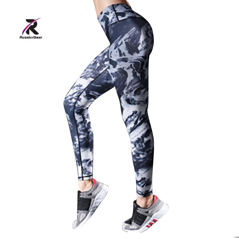 Јога спортске панталоне за женске - Спортска одећа и прибор