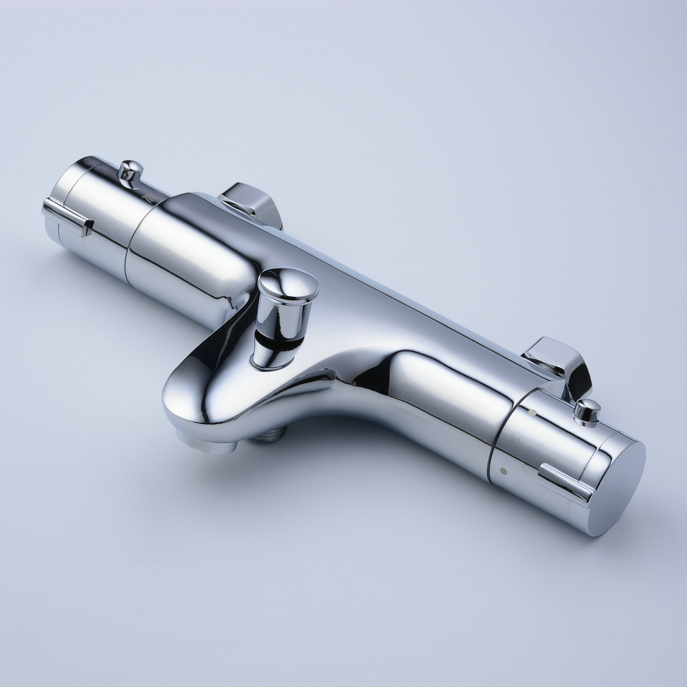 цена на Brass Wall Mounted Bathroom Thermostatic Faucet Thermostatic Valve Bathroom Shower Faucet Bathtub Faucet Control Valve Faucet