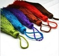 C34 Colorful handmade long Tassel Boho earrings, bags hanger,car hangering