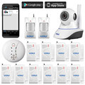 Wifi Camera Android APP Control High Quality 720P H.264  Wireless IP Wifi Camera N62 With Infared Motion Detection