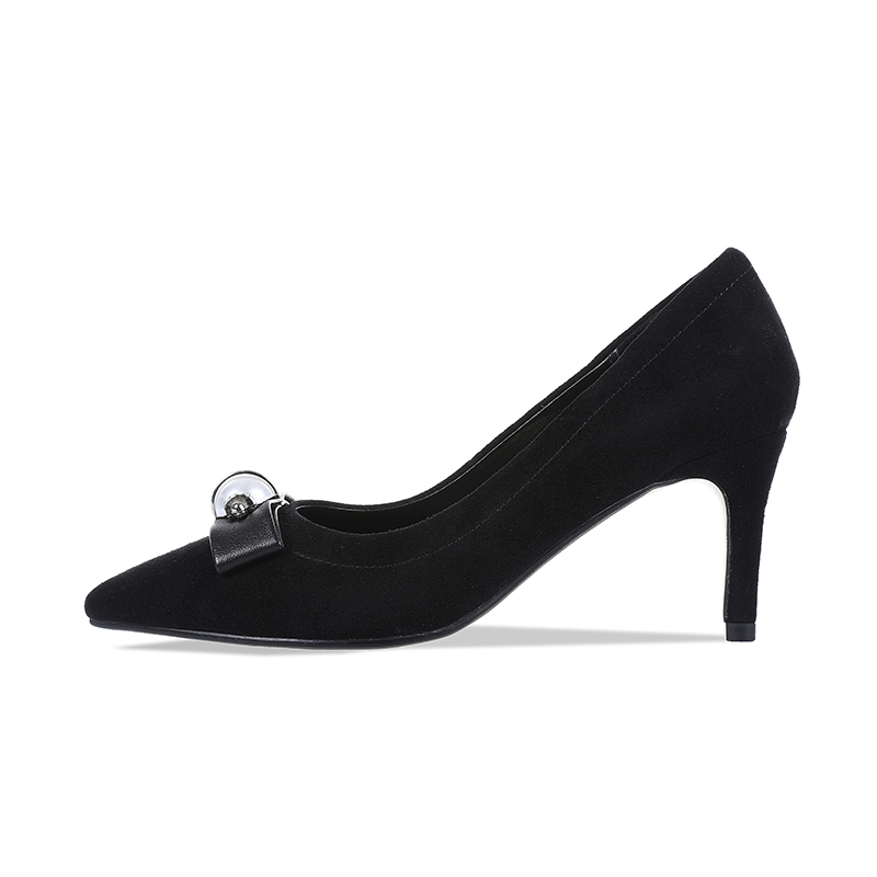 De Bureau Noir Chic 2019 Stylet Mûr Talons Sexy Classiques Chaussures Mince Bout Hauts Flambant Dame Femmes bleu Style Karinluna Pointu Neuf nqw4A1ZWnx