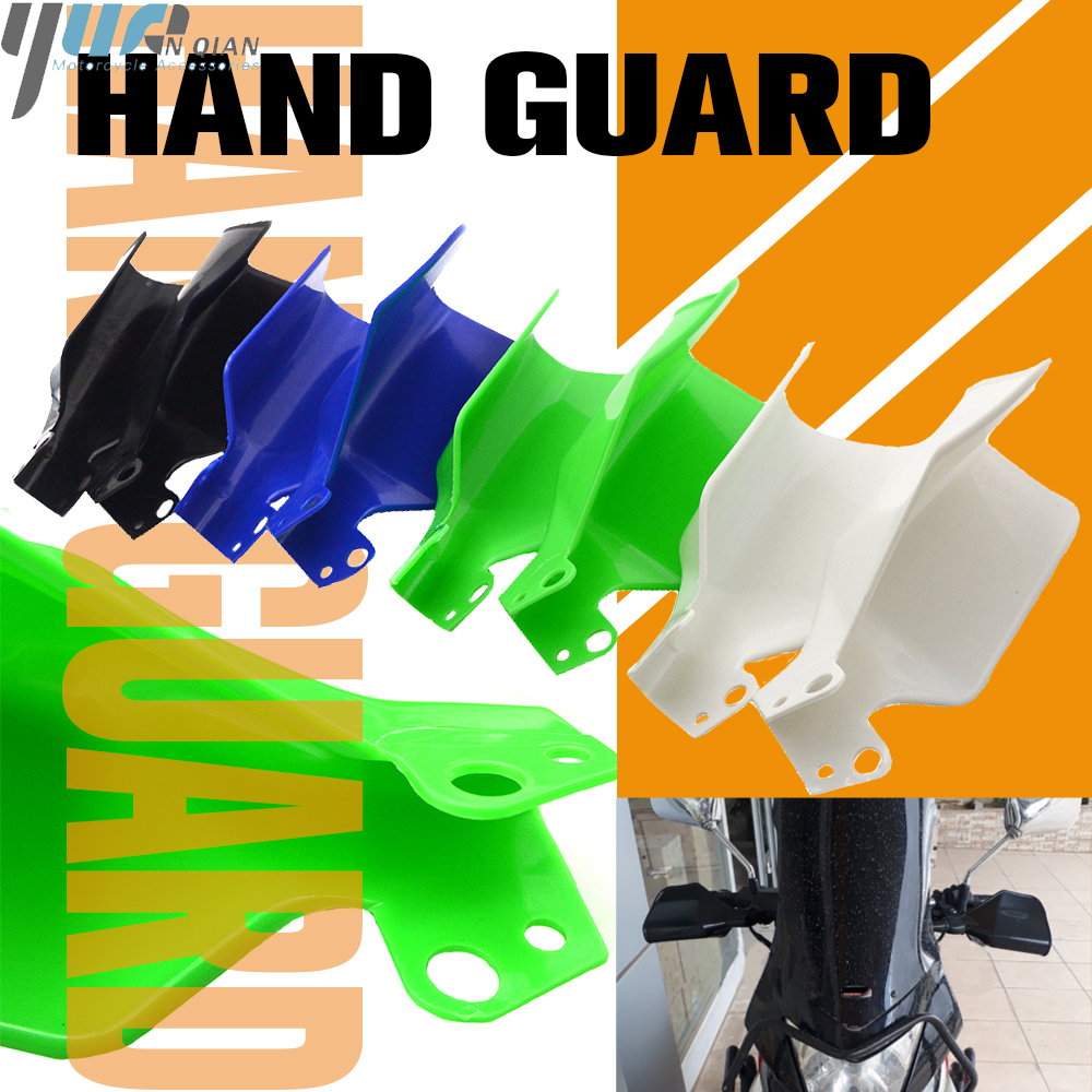Motorcycle Hand Guard Handguards Protectors 22MM 7/8'' Motorbike Motocross scooter ATV Handle Protector Protect moto accessories(China)