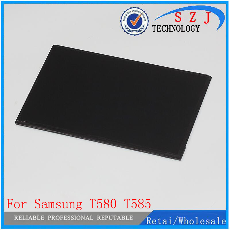 New 10.1 LCD Display For Samsung Galaxy Tab A 10.1 T580 T585 SM-T580 SM-T585 LCD Matrix Screen Tablet Replacement Parts 100% original for samsung galaxy note 3 n9005 lcd display screen replacement with frame digitizer assembly free shipping