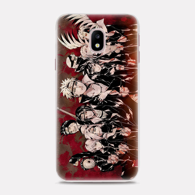 Naruto Phone Case for Samsung Galaxy – Multi