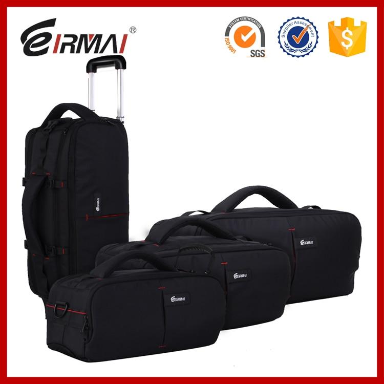 Photo Hot Sale nylon dslr Camera Video Bags TROLLEY backpack High capacity Camera VCR bag
