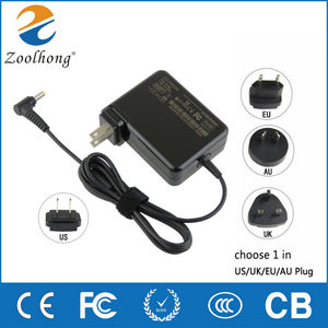 Image 1 - 19V 3.42A FOR ACER laptop power adapter charger 1410,1825 PTZ, 1400, Aspire 2920Z, Aspire 2930, Aspire 2920, TravelMate 200