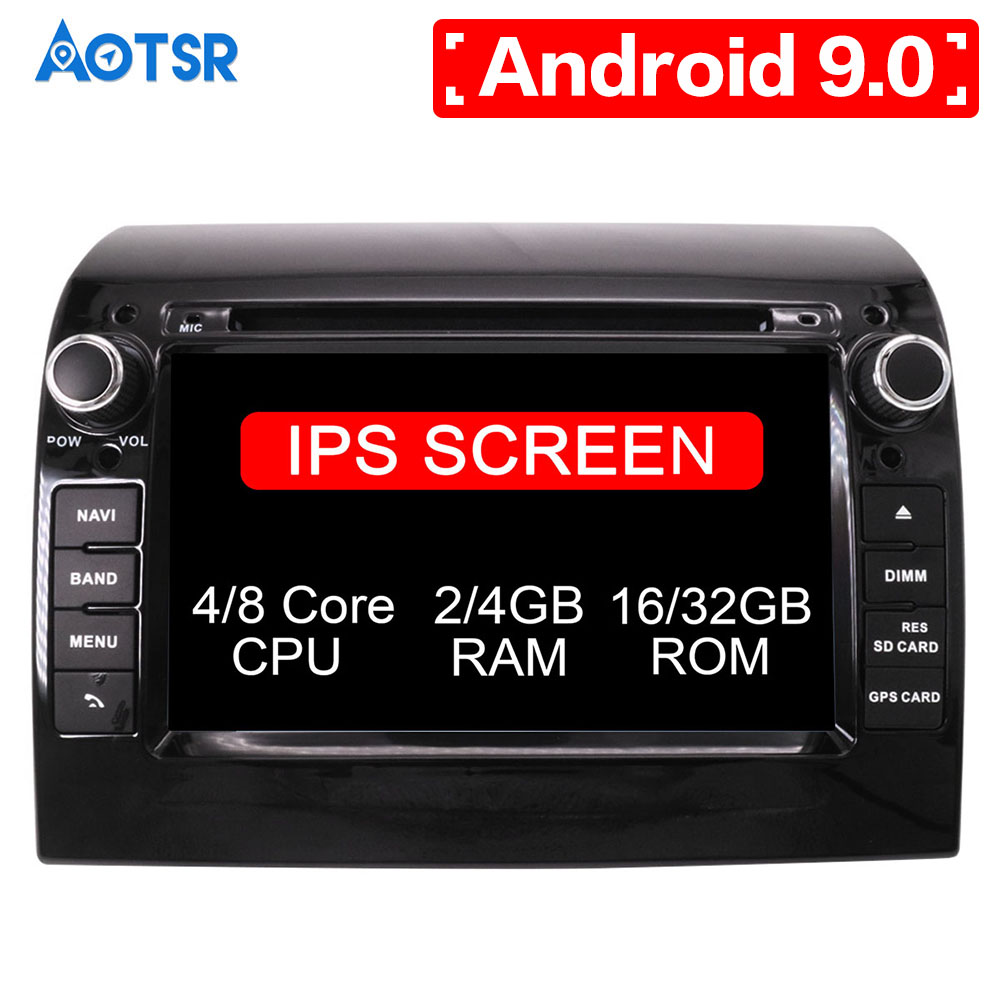 android 9 0 car dvd player gps navigation multimedia stereo for fiat ducato 2008 2015 citroen. Black Bedroom Furniture Sets. Home Design Ideas