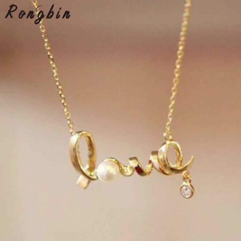 2017 món quà giáng sinh đồ trang sức vintage nhẹ nhàng xung quanh một trái tim của tình yêu chic tình yêu vòng cổ colares feminino choker bijoux femme