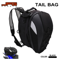 Motorcycle Waterproof Tail Bag And Mounting Accessories Multi functional Durable Rear Rider Backpack For KTM YAMAHA HONDA SUZUKI