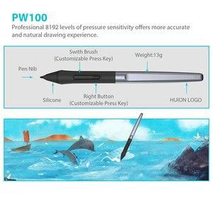 Image 3 - Huion H610プロV2デジタルグラフィックタブレットのアーティストのデザイン描画タブレットチルト機能バッテリーフリーペン錠勝利とmac