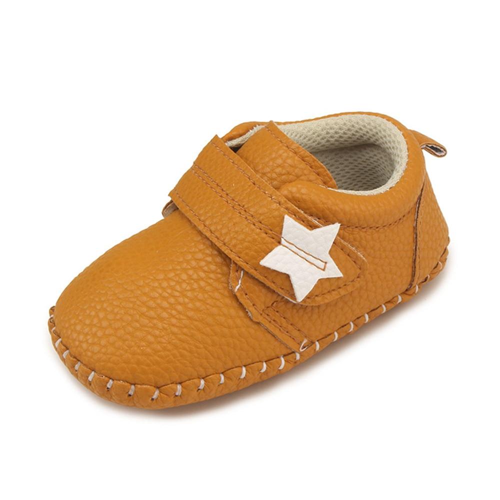 Delebao Moda PU Materiał dla niemowląt Buty zamszowe Noworodek - Buty dziecięce - Zdjęcie 2