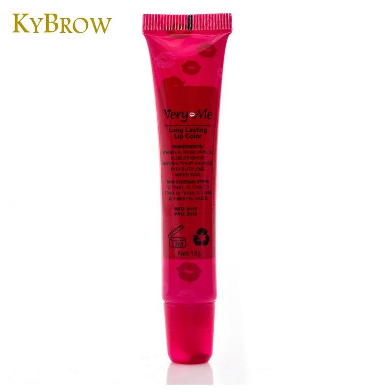 Peel Off Lip Tint Easy Long Lasting Lip Gloss Mask DIY Magic Balm Cosmetic Gel Waterproof Makeup Tattoo Lipstick Women 4