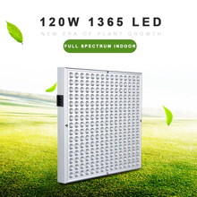 Full Spectrum Led Grow Light Plant Indoor Lamp 120W 1365 LED Grwoth Greenhouse Phyto Fitolamp Growing For Plants Seed Tent