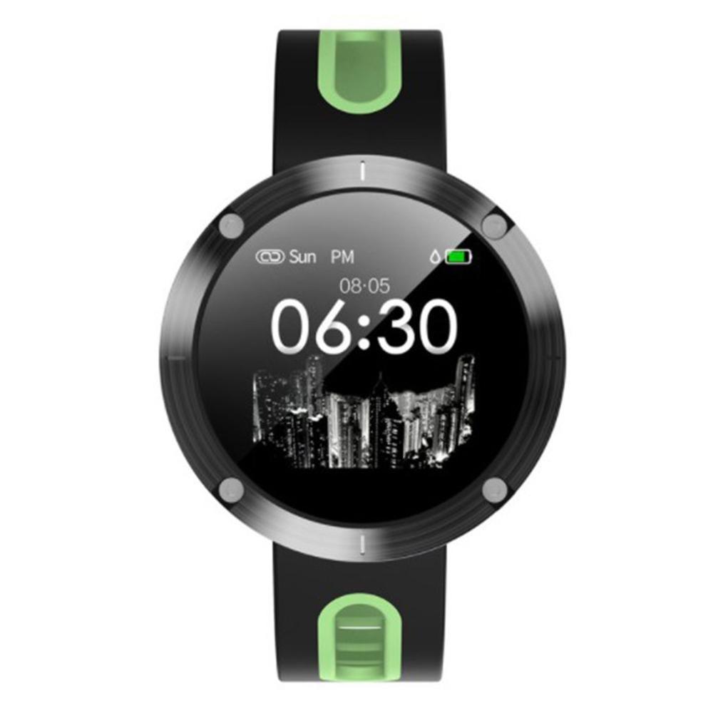 DM58PLUS Smart Watch Male Female Waterproof Sports Wristband Pedometer Outdoor Watch Heart Rate Monitoring Wristband